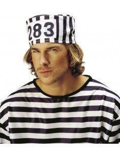 """Gorro de preso """"283"""""""