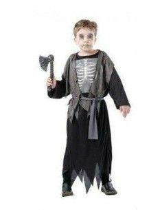 Disfraz de Esqueleto huesos...