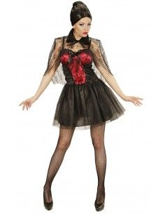 Disfraz de Vampiresa para...