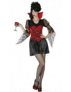 Disfraz de Vampiresa sexy...