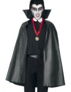 Capa de Vampiro PVC