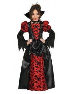 Disfraz de Reina Vampiresa...