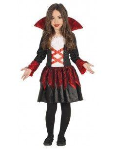 Disfraz de Baronesa Vampira...