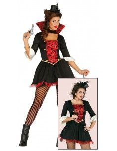 Disfraz de Condesa Vampira...