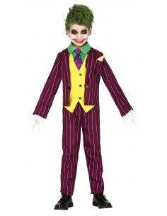 Disfraz de Crazy Joker para...