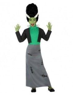Disfraz de Frankenstein...