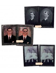 Cuadro de terror en 3D...