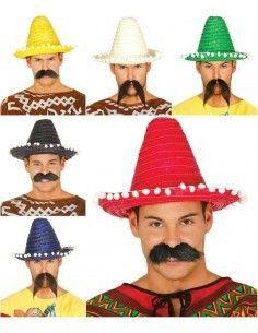 Sombrero Mexicano de 33 cm
