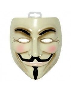 Careta V de Vendetta...