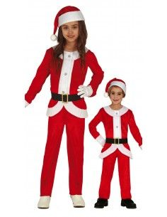 Disfraz de Niño Noel unisex...