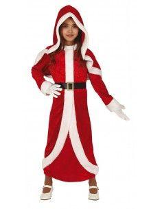 Disfraz de Mamá Noela...