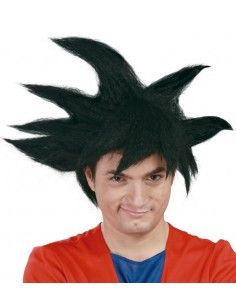 Peluca de Guerrero Goku